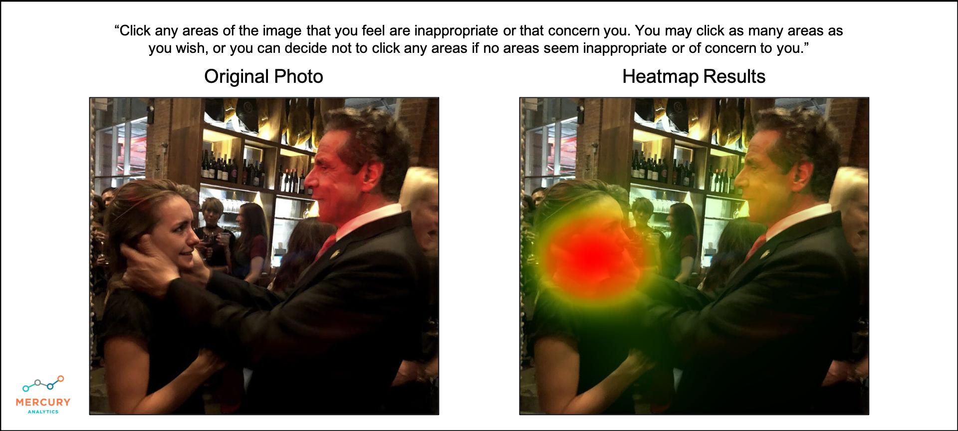 Cuomo Heatmap Results